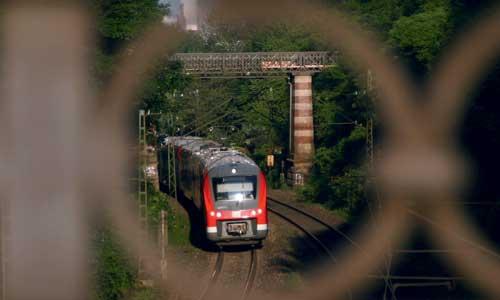 Der 440 517 im Vorortverkehr von München am Nockherberg, aufgenommen am 23. Juni 2010 Veselin Kolev