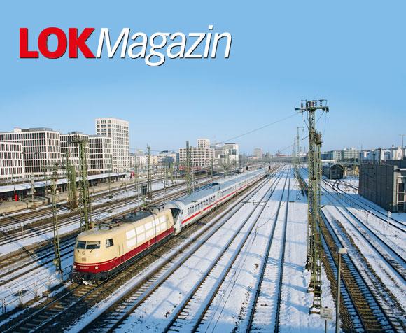 Das große LOK-Magazin Winter-Gewinnspiel