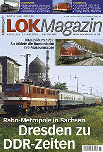 Bahn-Metropole in Sachsen