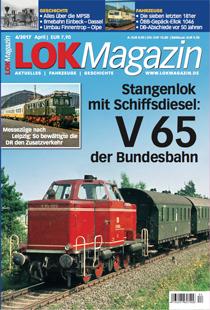 V 65 der Bundesbahn