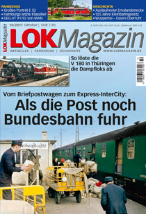 Als die Post noch Bundesbahn fuhr