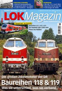 Baureihen 118 & 119