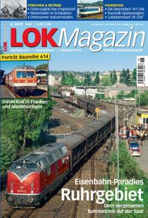 Eisenbahn-Paradies Ruhrgebiet
