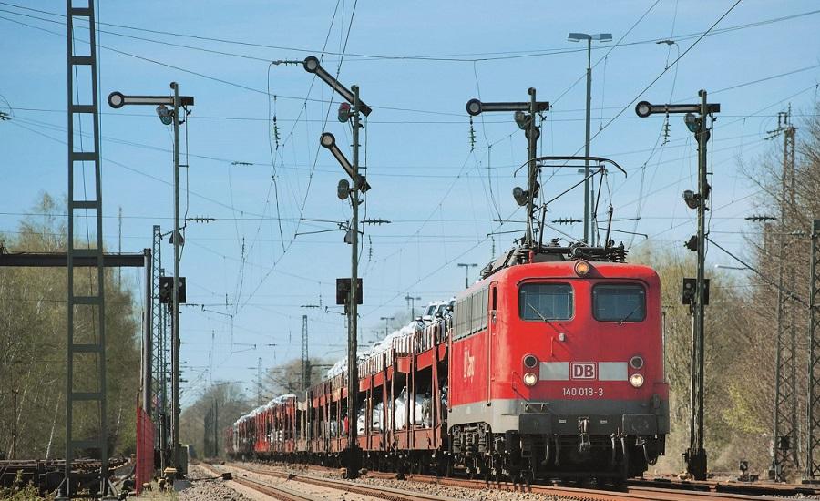 Fast alles wie 1977: Baureihe 140 im Emsland